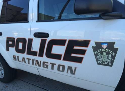 Slatington Police Car