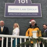 holiday sherr law group photo