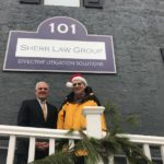Holiday Fun at the Sherr Law Group
