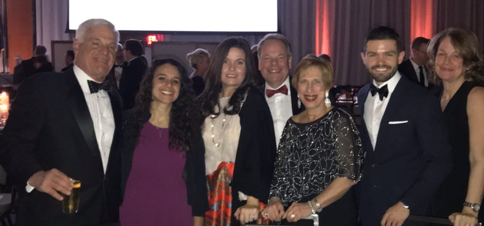 Tony Sherr Attends the 121st Pennsylvania Society Annual Dinner and Awards Gala