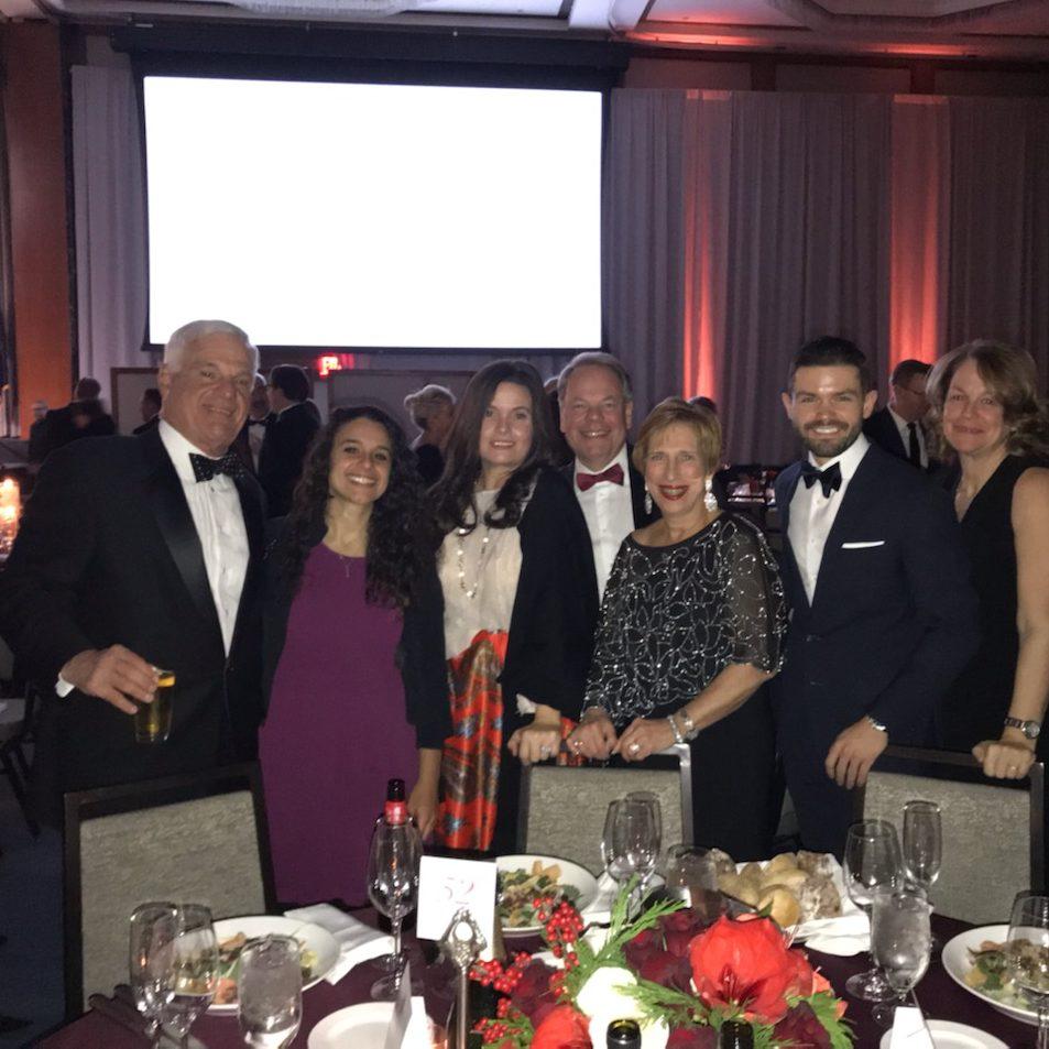 Tony Sherr Attends Pennsylvania Society Dinner and Awards Gala